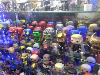 figurine pop collection
